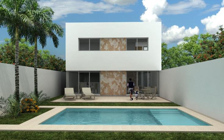 Foto de casa en venta en  , san pedro cholul, mérida, yucatán, 1627930 No. 02