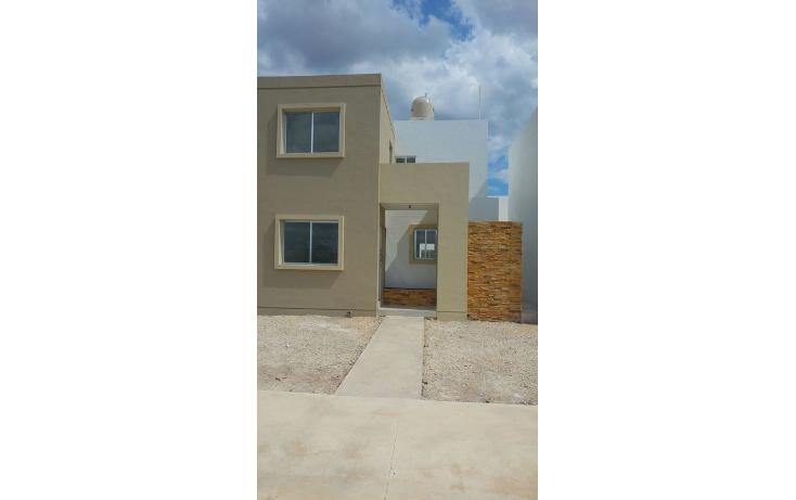 Foto de casa en renta en  , san pedro cholul, mérida, yucatán, 1684673 No. 01