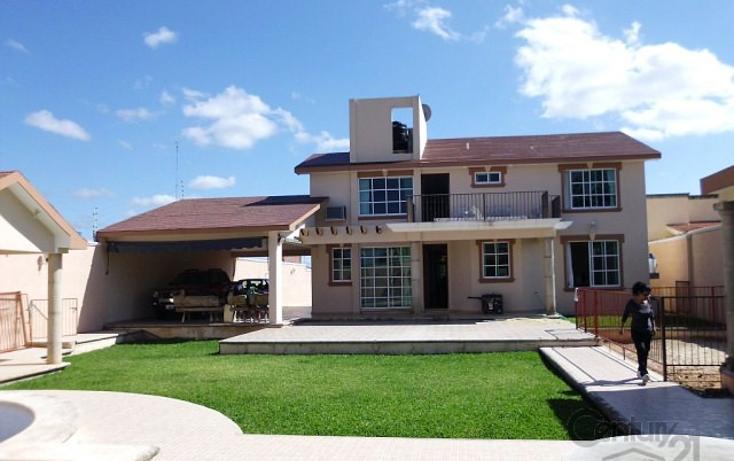 Foto de casa en venta en  , san pedro cholul, mérida, yucatán, 1719196 No. 04