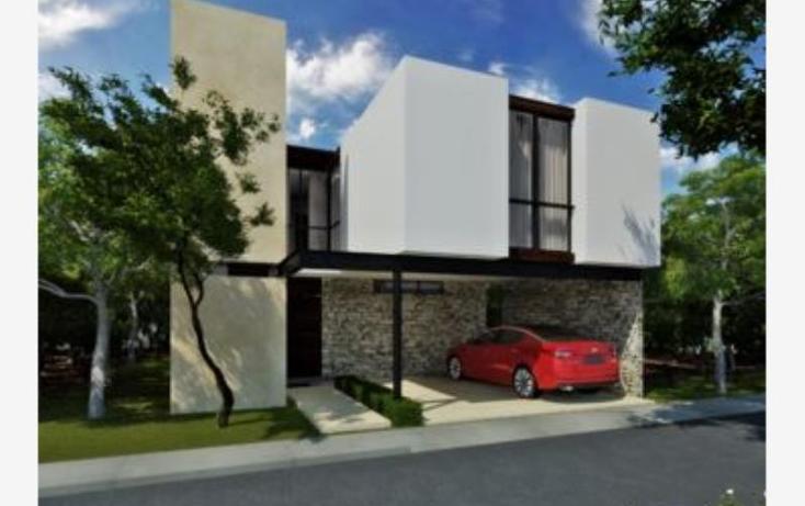 Foto de casa en venta en  , san pedro cholul, m?rida, yucat?n, 1755336 No. 01