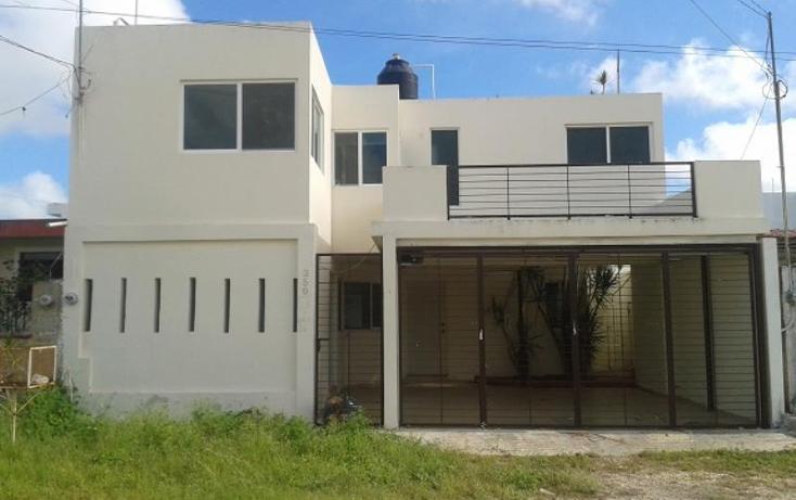 Foto de casa en venta en  , san pedro cholul, mérida, yucatán, 1766788 No. 01
