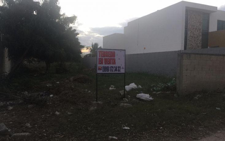 Foto de terreno habitacional en venta en, san pedro cholul, mérida, yucatán, 1830110 no 02