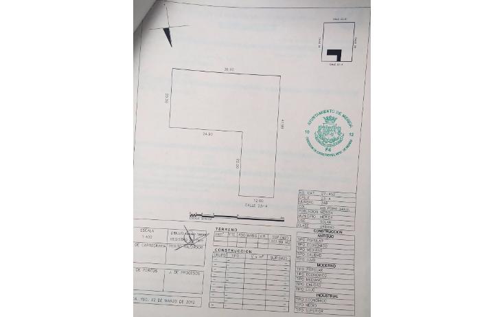 Foto de terreno habitacional en venta en  , san pedro cholul, mérida, yucatán, 1830110 No. 03