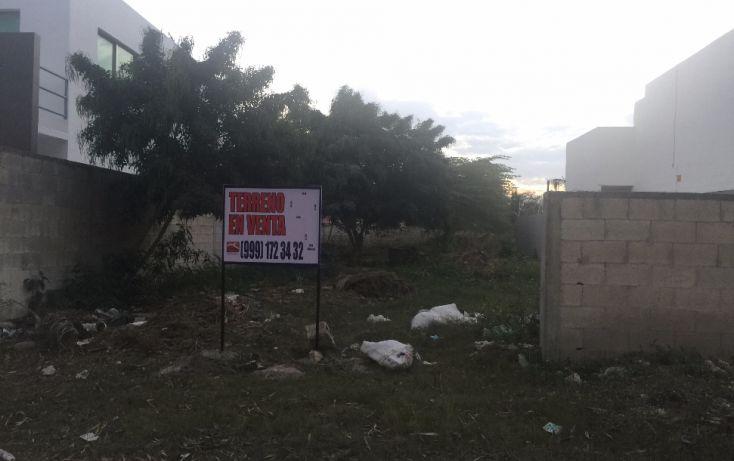 Foto de terreno habitacional en venta en, san pedro cholul, mérida, yucatán, 1830110 no 04