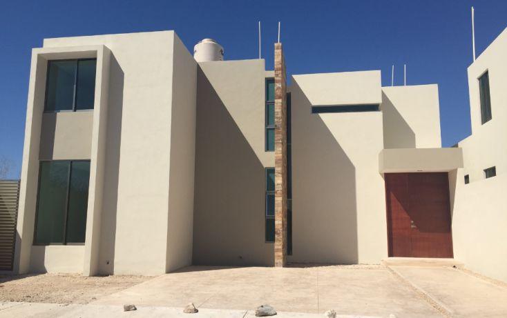 Foto de casa en venta en, san pedro cholul, mérida, yucatán, 1877606 no 01