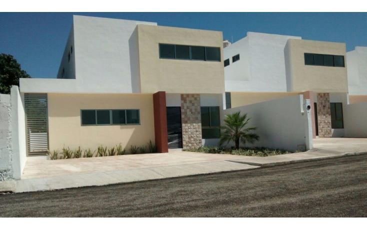Foto de casa en venta en  , san pedro cholul, mérida, yucatán, 1896742 No. 01
