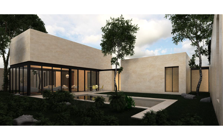 Foto de casa en venta en  , san pedro cholul, m?rida, yucat?n, 1927681 No. 01