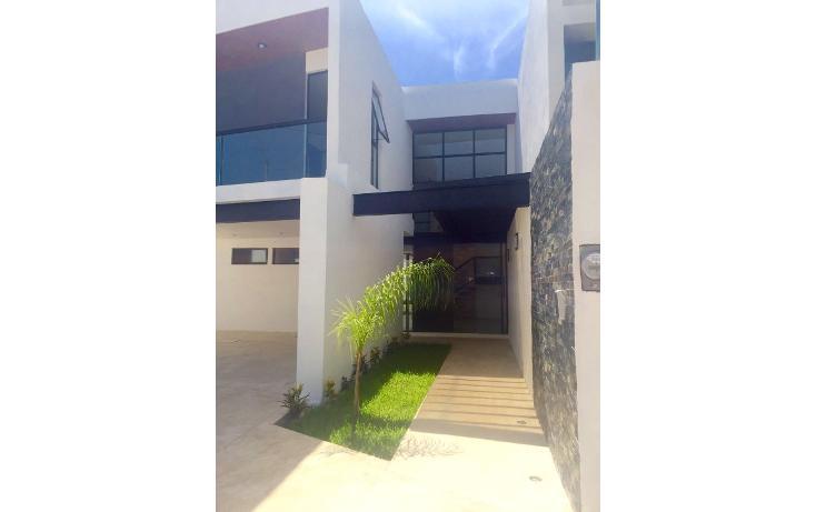 Foto de casa en venta en, san pedro cholul, mérida, yucatán, 2035394 no 01