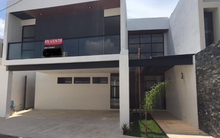Foto de casa en venta en  , san pedro cholul, mérida, yucatán, 2035394 No. 02