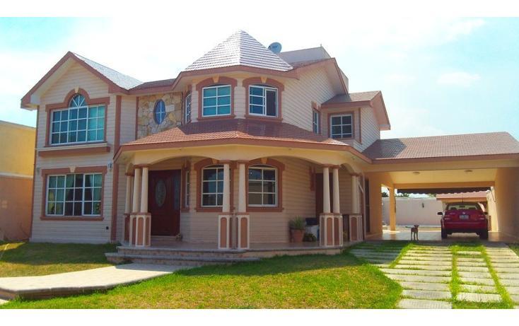 Foto de casa en venta en  , san pedro cholul, mérida, yucatán, 448181 No. 01