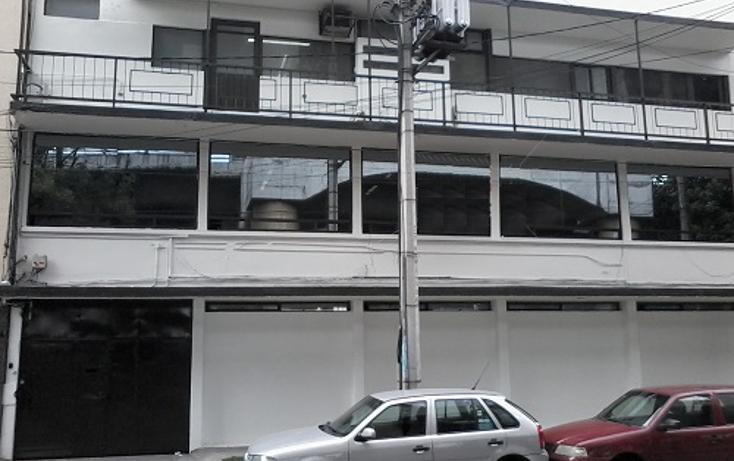 Foto de edificio en venta en  , san pedro de los pinos, benito juárez, distrito federal, 1135645 No. 01