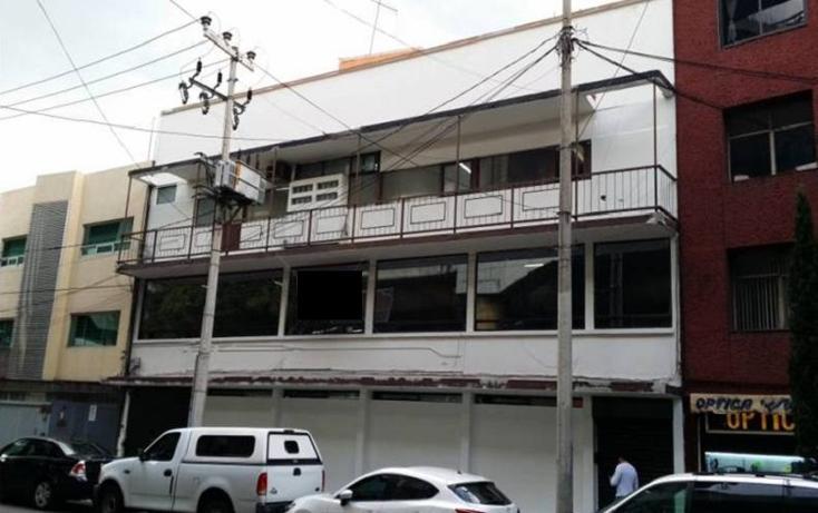 Foto de edificio en venta en  , san pedro de los pinos, benito juárez, distrito federal, 1294035 No. 01