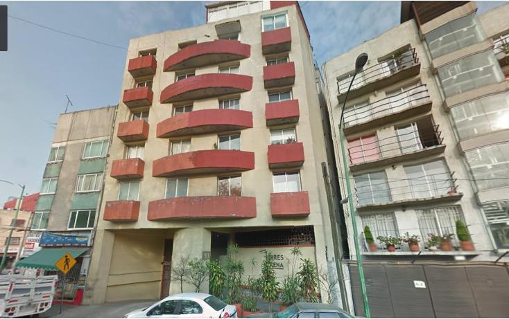 Foto de edificio en venta en  , san pedro de los pinos, benito ju?rez, distrito federal, 1873886 No. 01