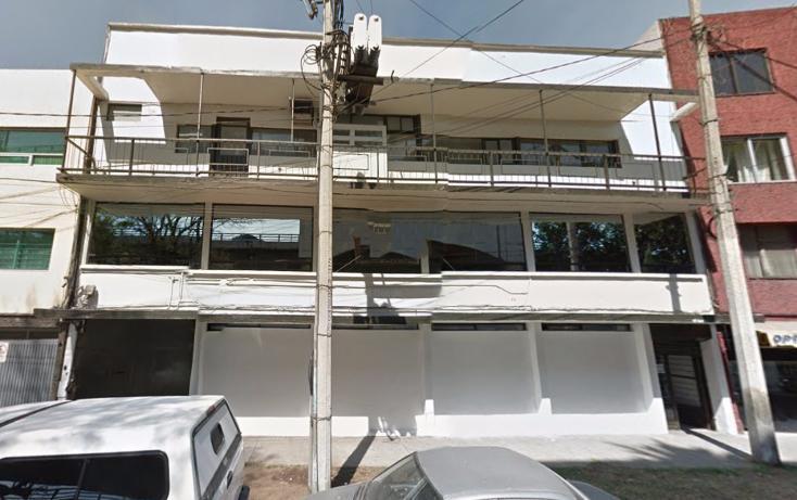 Foto de edificio en venta en  , san pedro de los pinos, benito juárez, distrito federal, 946945 No. 01