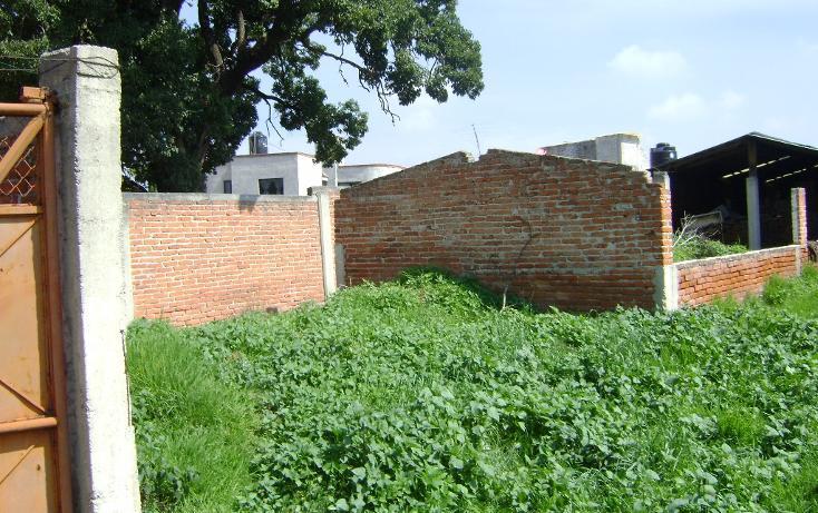 Foto de terreno habitacional en venta en  , san luis huexotla, texcoco, méxico, 1961692 No. 06