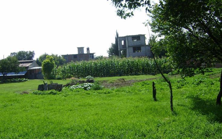 Foto de terreno habitacional en venta en  , san luis huexotla, texcoco, méxico, 1961692 No. 07