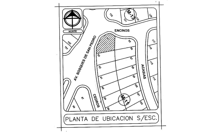 Foto de terreno habitacional en venta en  , san pedro el ?lamo, santiago, nuevo le?n, 941383 No. 08