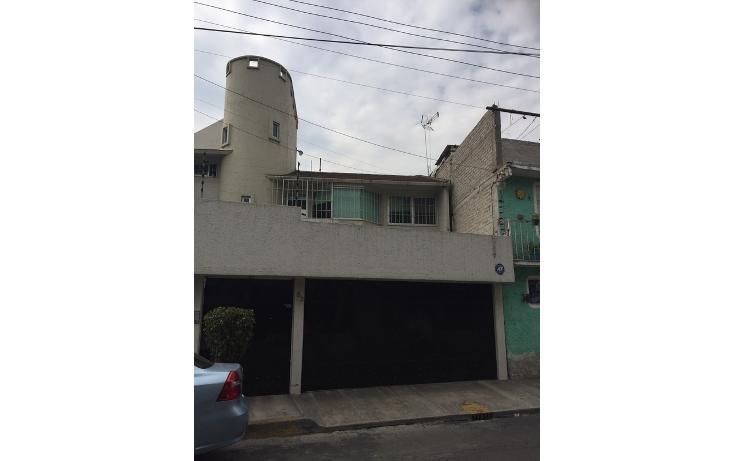 Foto de casa en venta en  , san pedro, iztapalapa, distrito federal, 1671935 No. 44