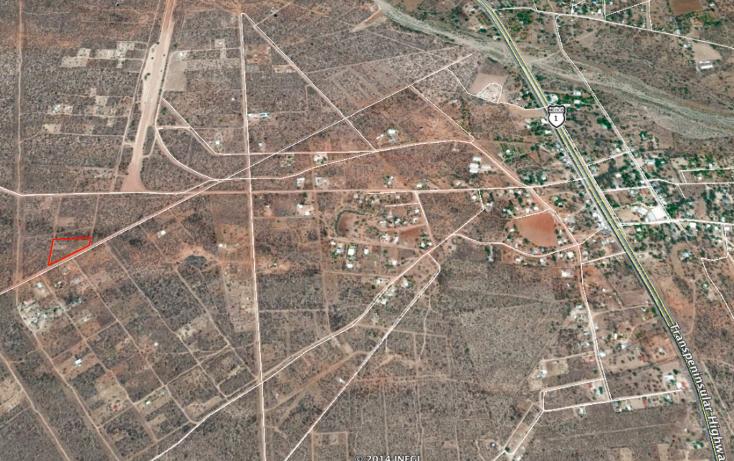 Foto de terreno habitacional en venta en  , san pedro, la paz, baja california sur, 1186627 No. 01