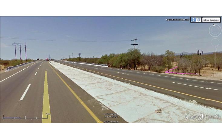 Foto de terreno habitacional en venta en  , san pedro, la paz, baja california sur, 1691164 No. 01