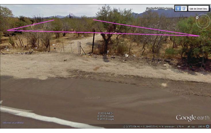 Foto de terreno habitacional en venta en  , san pedro, la paz, baja california sur, 1691164 No. 04