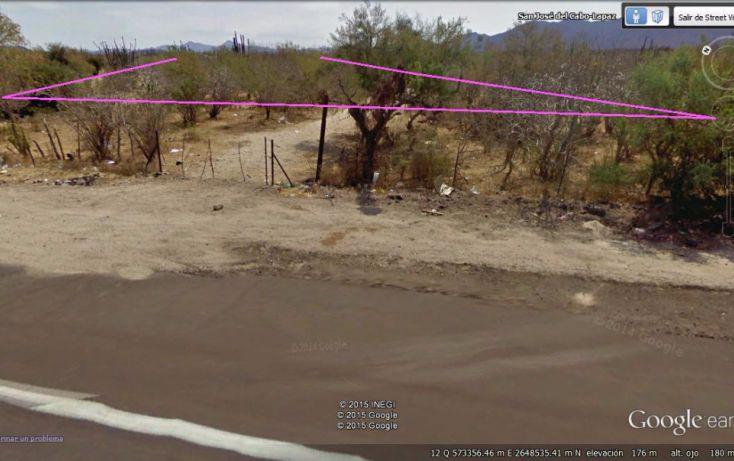 Foto de terreno habitacional en venta en, san pedro, la paz, baja california sur, 1691164 no 05
