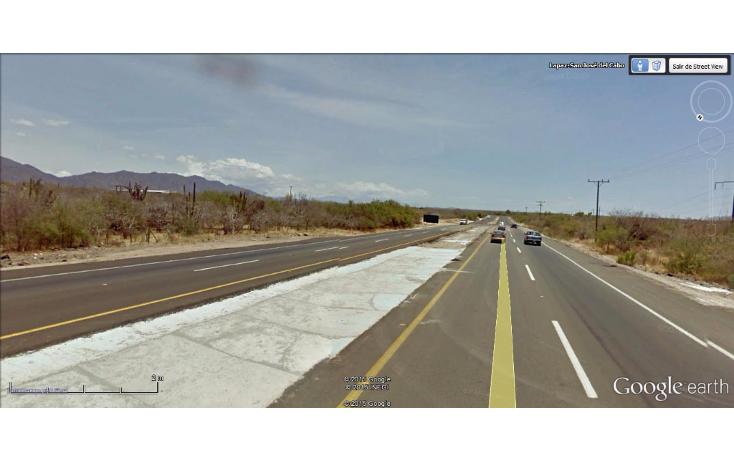 Foto de terreno habitacional en venta en  , san pedro, la paz, baja california sur, 1691262 No. 01