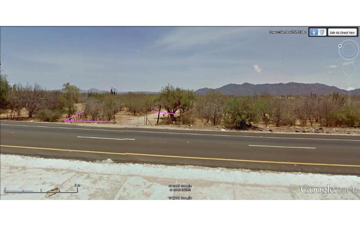 Foto de terreno habitacional en venta en  , san pedro, la paz, baja california sur, 1691262 No. 03