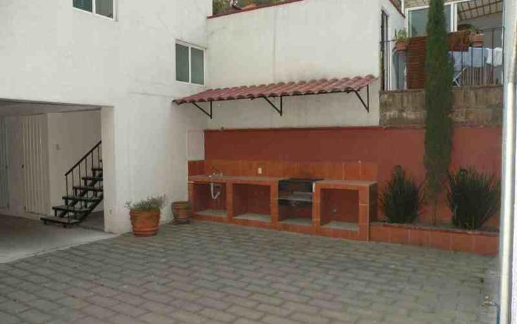 Foto de departamento en renta en san pedro , lomas de memetla, cuajimalpa de morelos, distrito federal, 737509 No. 16