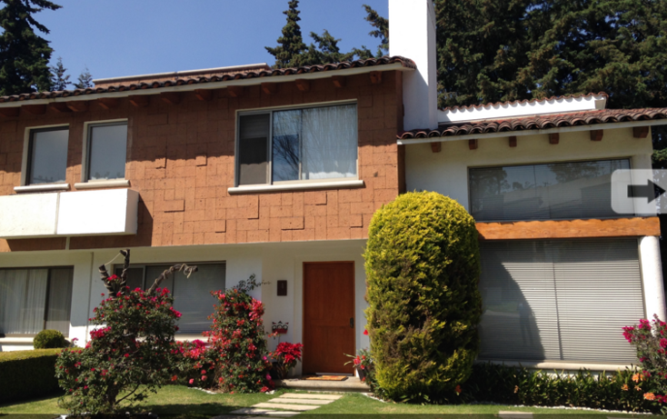 Foto de casa en venta en  , san pedro m?rtir fovissste, tlalpan, distrito federal, 1501181 No. 02