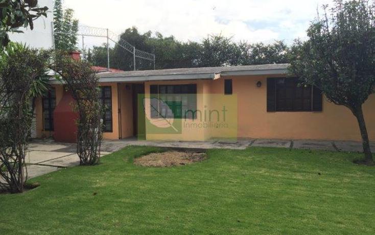 Foto de casa en venta en  , san pedro mártir fovissste, tlalpan, distrito federal, 1514332 No. 01