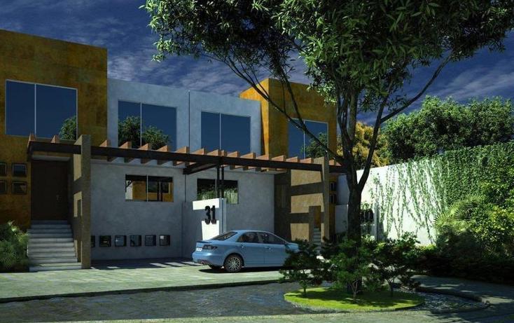 Foto de casa en venta en  , san pedro m?rtir fovissste, tlalpan, distrito federal, 1520217 No. 02