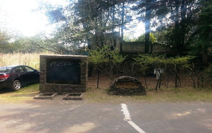 Foto de terreno habitacional en venta en  , san pedro m?rtir fovissste, tlalpan, distrito federal, 1876420 No. 02