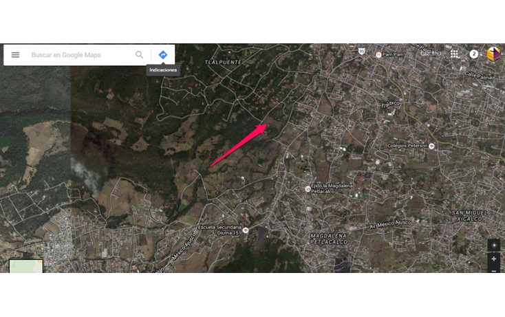 Foto de terreno habitacional en venta en  , san pedro m?rtir fovissste, tlalpan, distrito federal, 1876420 No. 09