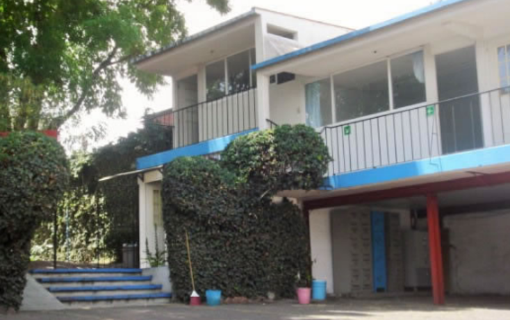 Foto de casa en renta en  , san pedro mártir fovissste, tlalpan, distrito federal, 2043713 No. 01