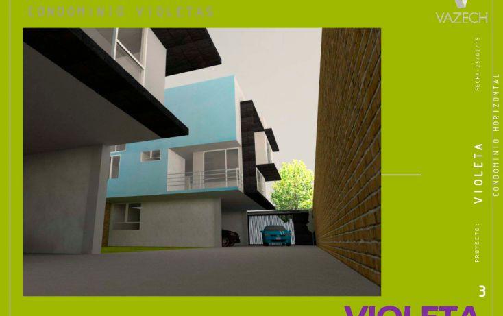 Foto de casa en condominio en venta en, san pedro mártir, tlalpan, df, 1624126 no 03