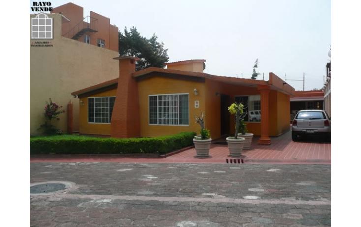 Foto de casa en condominio en venta en, san pedro mártir, tlalpan, df, 564752 no 01