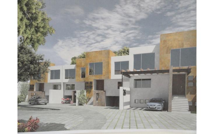 Foto de casa en condominio en venta en, san pedro mártir, tlalpan, df, 607494 no 02
