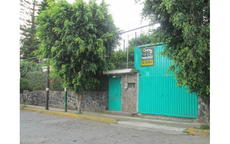 Foto de casa en venta en, san pedro mártir, tlalpan, df, 653709 no 01