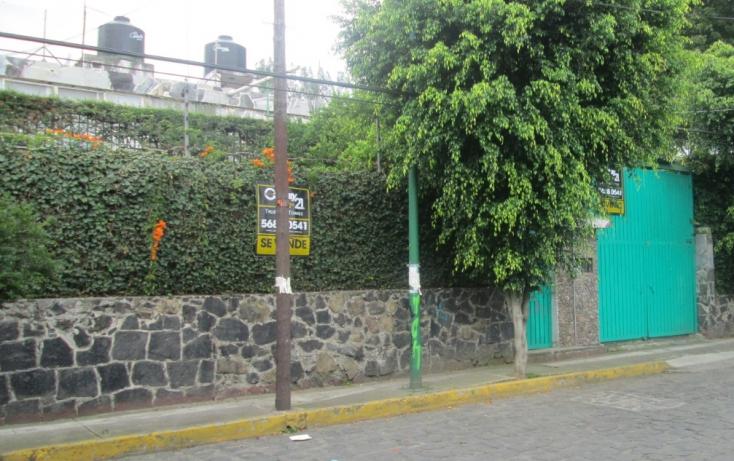 Foto de casa en venta en, san pedro mártir, tlalpan, df, 653709 no 02