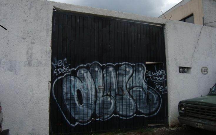 Foto de terreno habitacional en venta en  , san pedro mártir, tlalpan, distrito federal, 1062363 No. 01