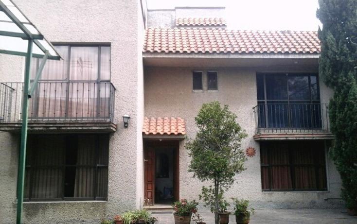 Foto de casa en venta en  , san pedro mártir, tlalpan, distrito federal, 1836090 No. 01