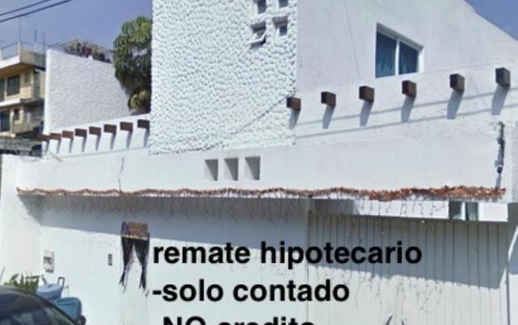 Foto de casa en venta en huexotitla , san pedro mártir, tlalpan, distrito federal, 733903 No. 02