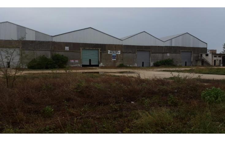 Foto de nave industrial en venta en  , san pedro noh pat, kanasín, yucatán, 1271901 No. 03