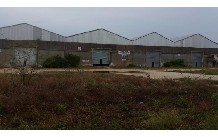 Foto de nave industrial en venta en  , san pedro noh pat, kanasín, yucatán, 1271901 No. 10
