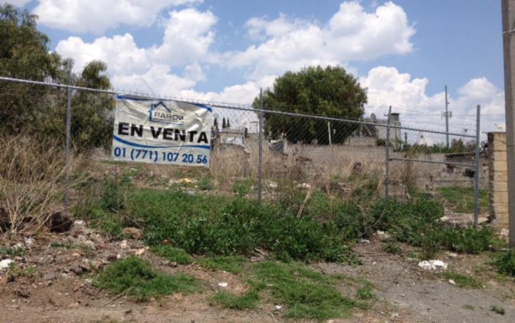 Foto de terreno habitacional en venta en  , san pedro nopalcalco, pachuca de soto, hidalgo, 1293291 No. 01