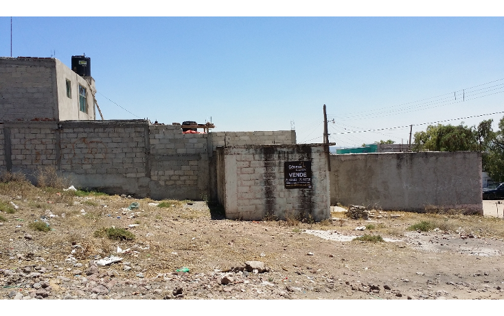 Foto de terreno habitacional en venta en  , san pedro nopalcalco, pachuca de soto, hidalgo, 1354539 No. 01