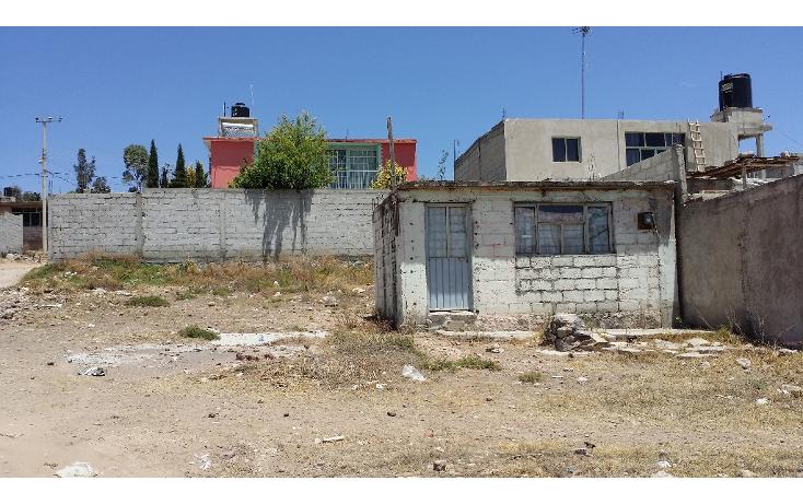 Foto de terreno habitacional en venta en  , san pedro nopalcalco, pachuca de soto, hidalgo, 1354539 No. 02