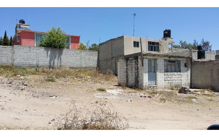 Foto de terreno habitacional en venta en  , san pedro nopalcalco, pachuca de soto, hidalgo, 1354539 No. 04