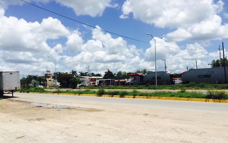 Foto de nave industrial en renta en  , san pedro oriente, kanasín, yucatán, 1264735 No. 01